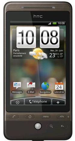 HTC Hero 1