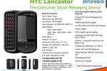 HTC Lancaster Android
