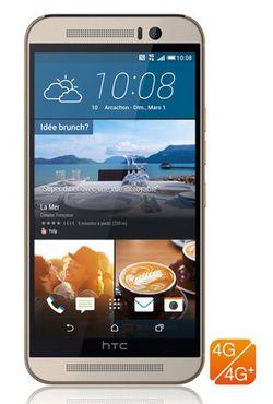 HTC One M9 argent