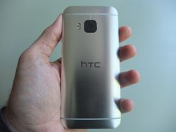 HTC One M9 arriere