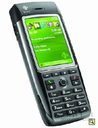 Htc smartphone mteor