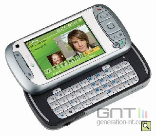 Htc smartphone tytn