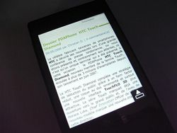 HTC Touch Diamond aq