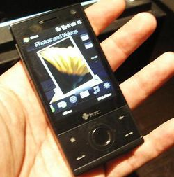 HTC Touch Diamond mini