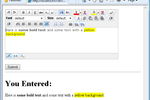 HTML Editor ASP.NET AJAX : un traitement de texte pour générer du HTML
