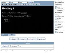 HTML Editor ASP.NET AJAX