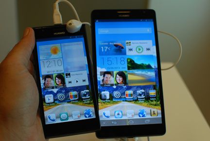 Huawei Ascend Mate P2