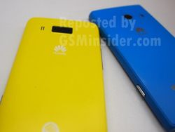 Huawei Ascend W3 2