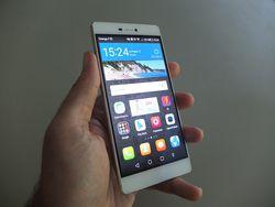 Huawei P8 face avant 02