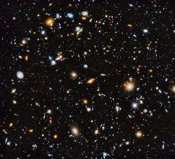 Hubble galaxies