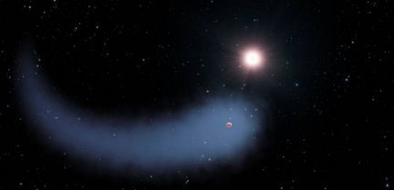 Hubble Gliese  GJ436b
