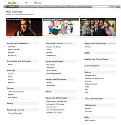 Hulu_Channels_Page