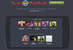 Humble bundle Neo Geo