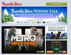 Humble Bundle soldes hiver