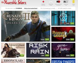 Humble Store - soldes