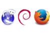 Debian accepte enfin Firefox