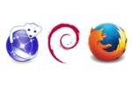 Iceweasel-Debian-Firefox