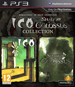 ICO / Shadow of the Colossus Collection - pochette