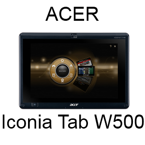 test acer iconia tab w500 tablette tactile avec clavier. Black Bedroom Furniture Sets. Home Design Ideas