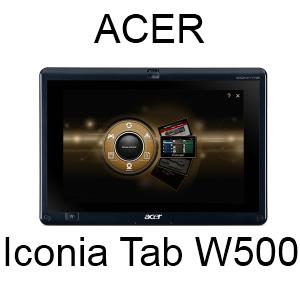 test acer iconia tab w500 tablette tactile avec clavier. Black Bedroom Furniture Sets. Home Design Ideas