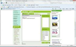 ICQ screen2