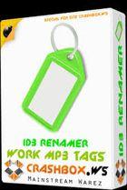 ID3 Renamer : renommer plusieurs fichiers MP3 en même temps, dans un même dossier