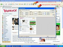 IE Snapshot screen 1
