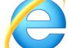 IE9: diffusion Windows Update fin juin