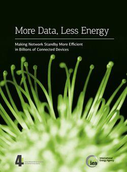 IEA More Data Less Energy