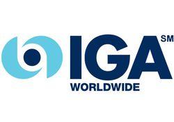 IGA Worldwide   logo
