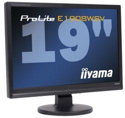 Iiyama  ProLite E1908WSV noir