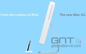Imac g5 ipod