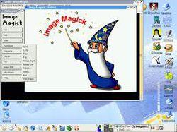 ImageMagick screen 2