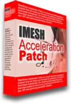 iMesh Acceleration Patch : partager des fichiers sur iMesh