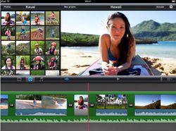 iMovie pour iPad 02