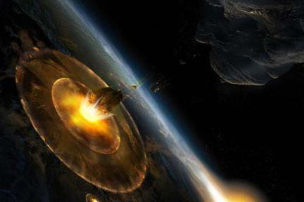 impact asteroide