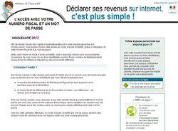 Impot-revenu-teledeclaration-mot-passe
