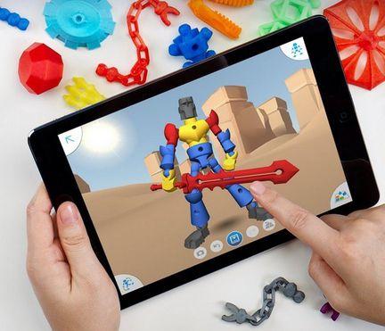 imprimante 3D Mattel 1