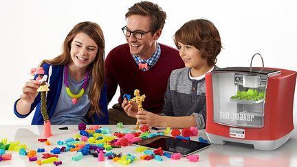 imprimante 3D Mattel 2
