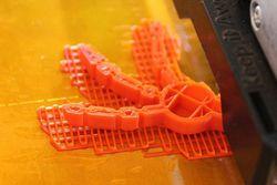 imprimante 3D pensée