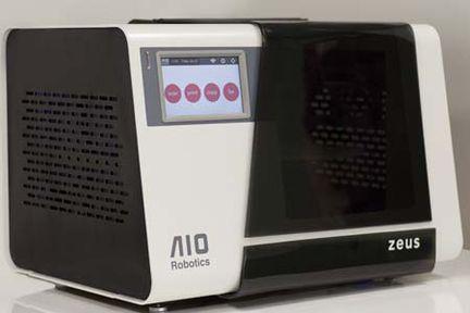 imprimante 3D zeus