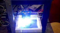 Imprimante metal