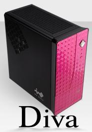 In Win Diva Pink
