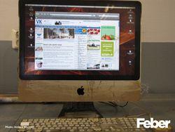 Incendie Apple iMac 2