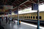 Inde-gare-train