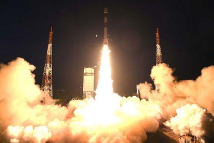 Inde lancement satellite