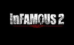 inFamous 2 - logo