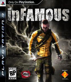 inFamous - pochette