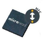Inside MicroRead NFC logo pro