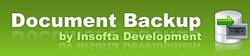 Insofta Document Backup logo